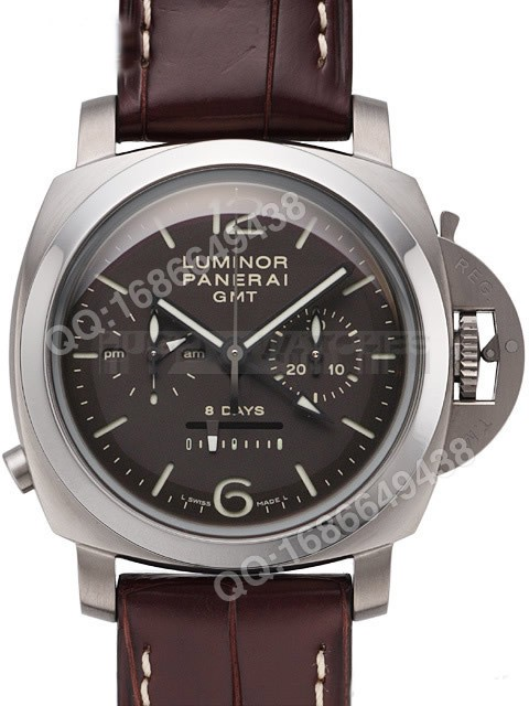 Panerai PAM 00311 Lmninor 1950 8 Days GMT Mens Automatic Swiss 7750