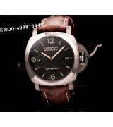 Panerai PAM 00351 Lmninor 1950 Mens Automatic Swiss 7750