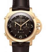 Panerai PAM 00319 Lmninor 1950 8Days rattrapante Mens Automatic Swiss 7750