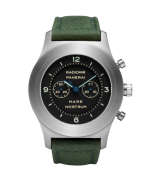 Panerai PAM00300 Radiomir Mare Nostrum 1943 Mens Automatic Stainless Steel Black Swiss 7750