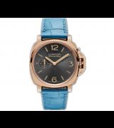 Swiss Panerai Luminor Due PAM00677 Replica Hand-wound Watch 42MM