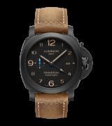 Panerai Luminor GMT PAM01441 Replica Automatic Watch Ceramic 44MM