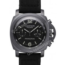 Panerai PAM 00498 Lmninor 1950 Flyback Mens Automatic Swiss 7750