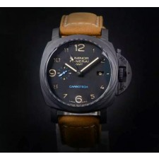 Panerai Luminor GMT Carbotech Automatic Watch