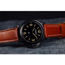 Panerai Luminor Marina Mens Automatic PVD Black Swiss 7750