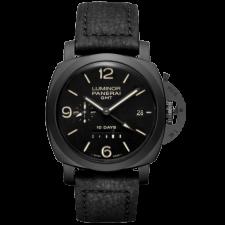 Panerai Luminor 10 Days GMT PAM00335 Replica Hand-Wound Watch 44MM