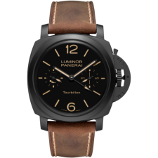 Panerai Luminor 1950 Tourbillon GMT PAM00396 Replica Automatic Watch 48MM