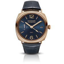 Panerai Radiomir 3 Days GMT PAM00598 Replica Hand-Wound Watch 47MM