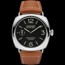 Panerai Radiomir Black Seal 8 Days PAM00609 Replica Hand-Wound Watch 45MM
