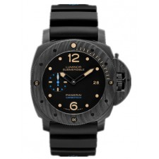 Swiss Panerai Submersible Carbotech PAM00616 Replica Automatic Watch 47MM