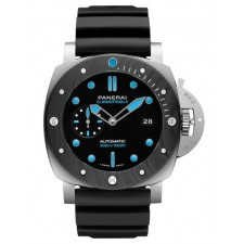 Swiss Panerai Submersible Carbotech PAM00799 Replica Automatic Watch 47MM