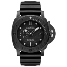 Swiss Panerai Submersible Marina Militare Carbotech PAM00979 Replica Automatic Watch 47MM