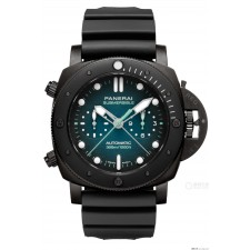 Panerai Submersible Chrono Guillaume Nery Limited Edition PAM00983 Replica Automatic Watch 47MM