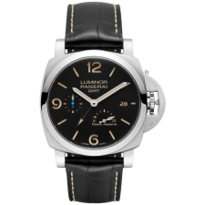 Panerai Luminor GMT PAM01321 Replica Automatic Watch Black 44MM