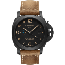 Panerai Luminor GMT PAM01441 Replica Automatic Watch Ceramic 44MM
