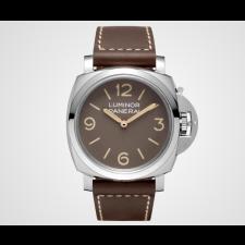 Panerai Luminor 1950 3 Days Acciaio PAM00663 Replica Hand-Wound Watch 44MM