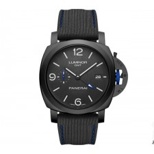 Panerai Luminor GMT Bucherer Blue PAM01176 Replica Automatic Watch 44MM