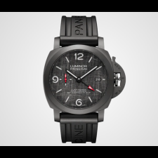 Panerai Luminor Luna Rossa GMT PAM01036 Replica Automatic Watch 44MM