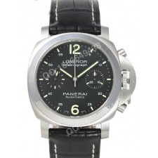 Panerai PAM 00310 Luminor Chronograph Mens Automatic Swiss 7750